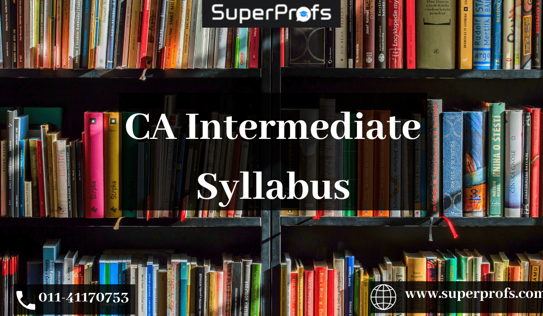 CA IPCC Old Scheme Vs CA Inter New Scheme | CA Inter Syllabus  2020