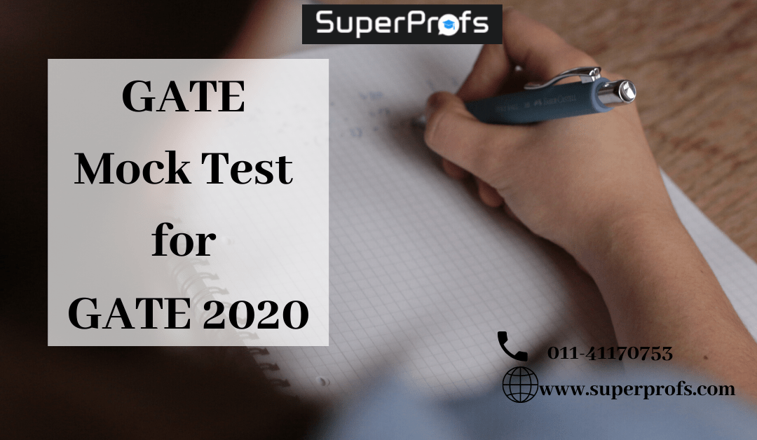 Free GATE Mock Test for GATE 2020 Candidates