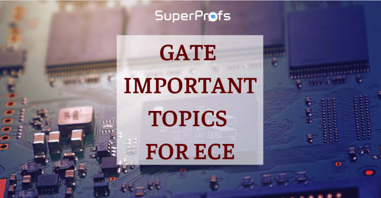gate important topics for ece