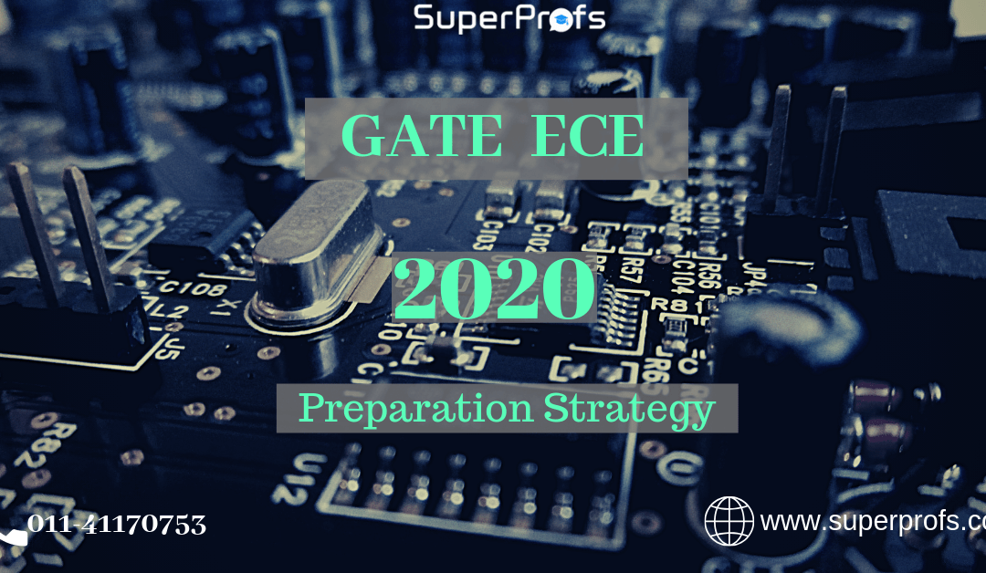 GATE ECE 2020 Preparation Strategy | GATE ECE Study Tips