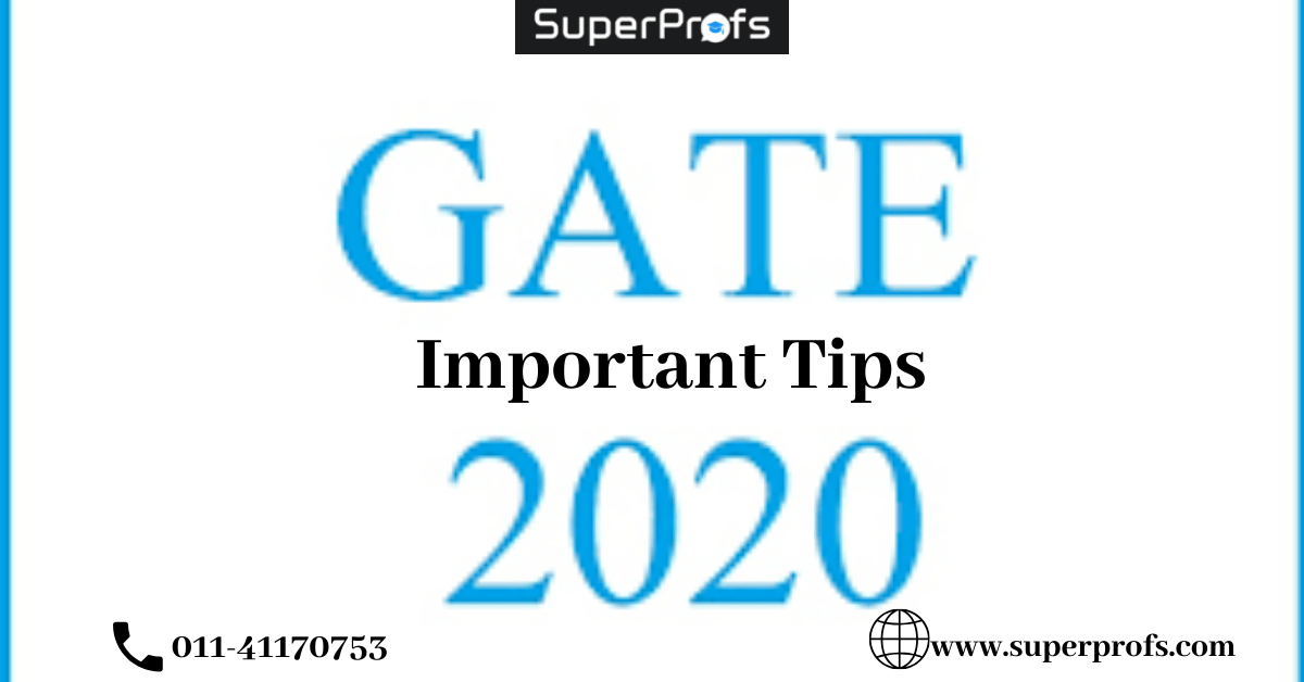 Important Tips by GATE Toppers