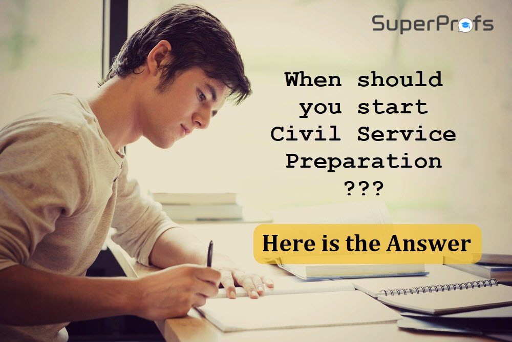 When should you start Civil Service Preparation | UPSC 2018