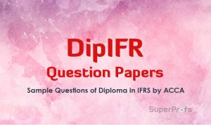 ACCA DipIFR Question Papers June 2018 - Free Download