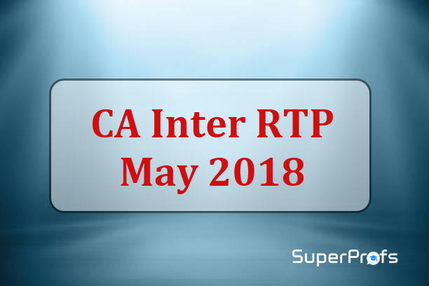 CA Inter RTP may 2018