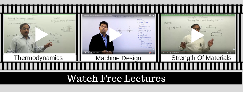 GATE Mechanical Lectures