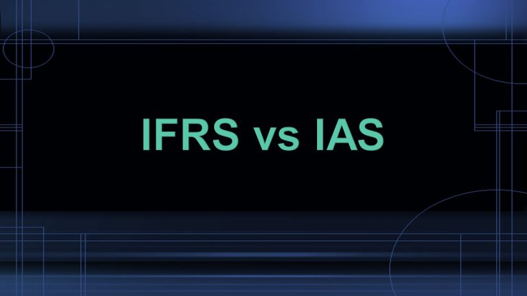 What is the difference between IFRS vs IAS (International Accounting Standards)