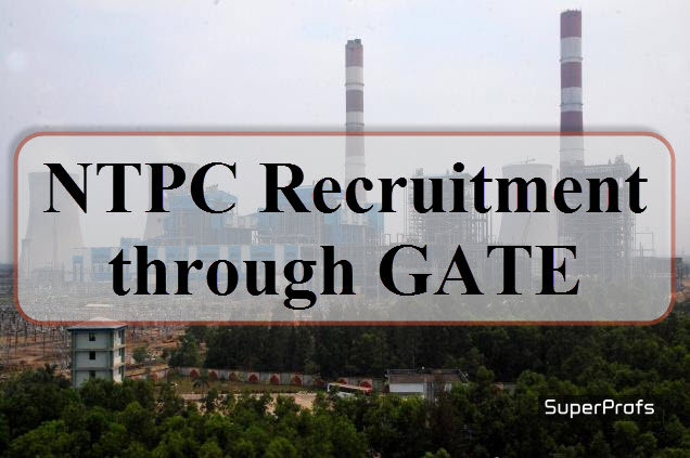 NTPC Recruitment through GATE 2018