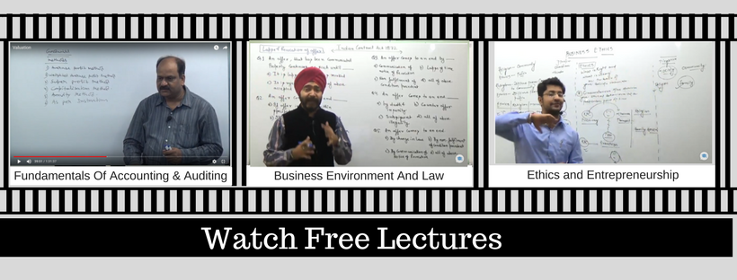 CS Foundation Lectures