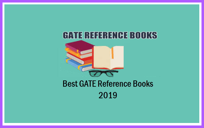Best gate reference books 2019