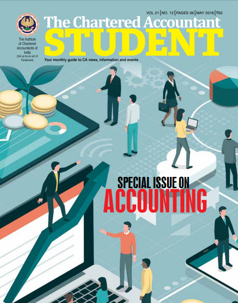 Download ICAI Student Journal November 2018 PDF – CA Monthly News Letter