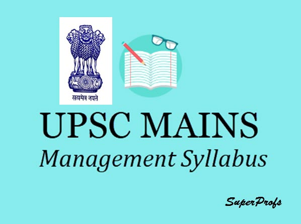 UPSC MAINS Management Syllabus