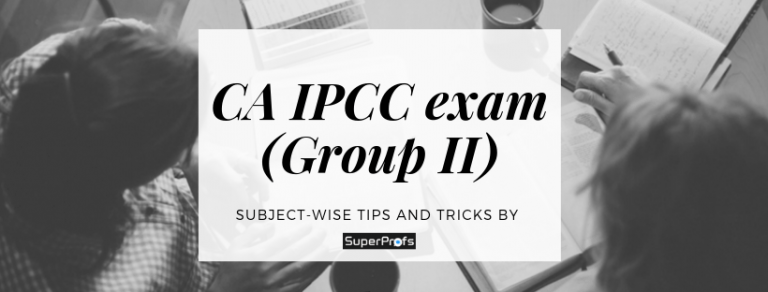 CA IPCC Exam (Group II)