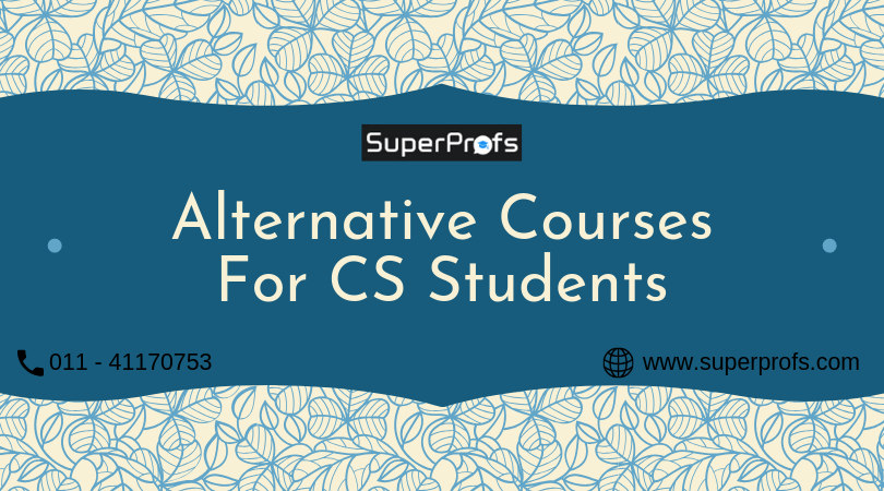 Alternative Courses for CS Students