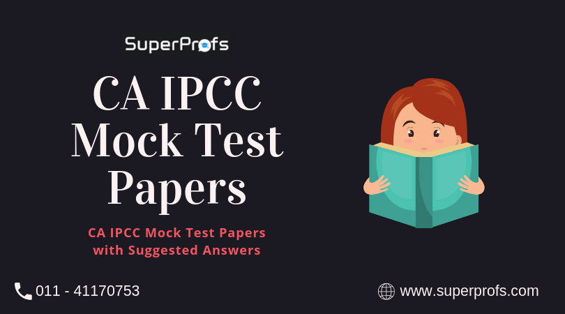 CA IPCC Mock Test Papers with Answers for May 2020
