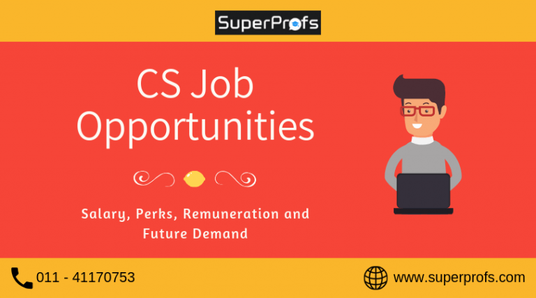 CS Job Opportunities