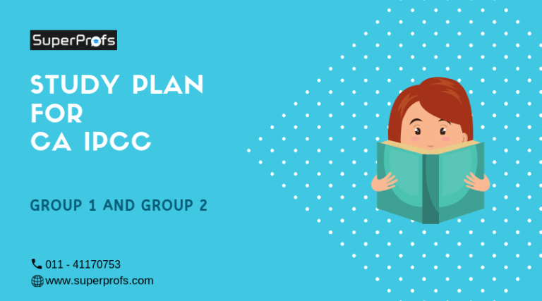 Study Plan for CA IPCC
