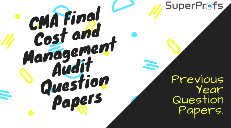 cma final previous year ques paper cos and management audit