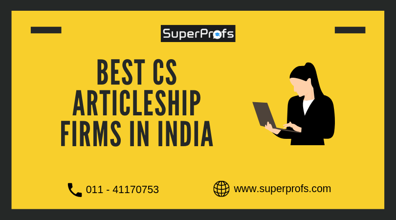Best CS Articleship Firms In India | CS Articleship Companies