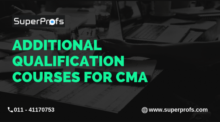 Additional Qualification Courses for CMA