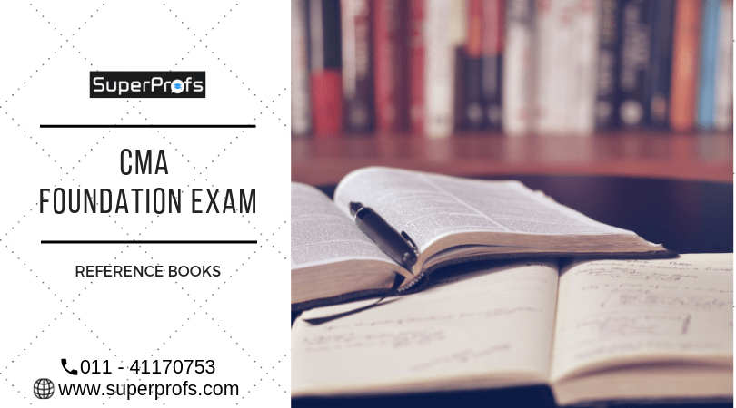 Best Reference Books for CMA Foundation Exam