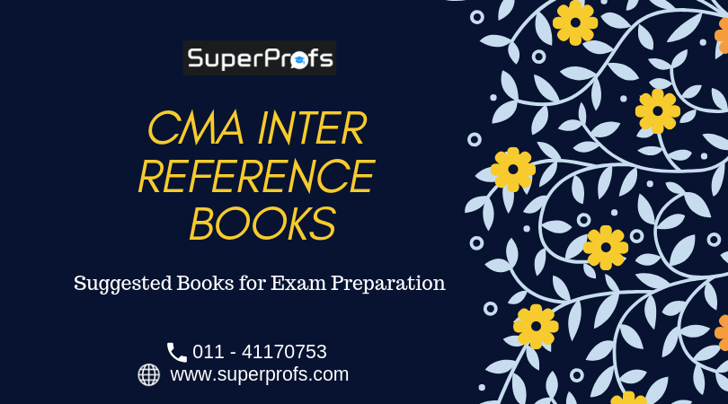 CMA Inter Reference Books – Best Suggested Books