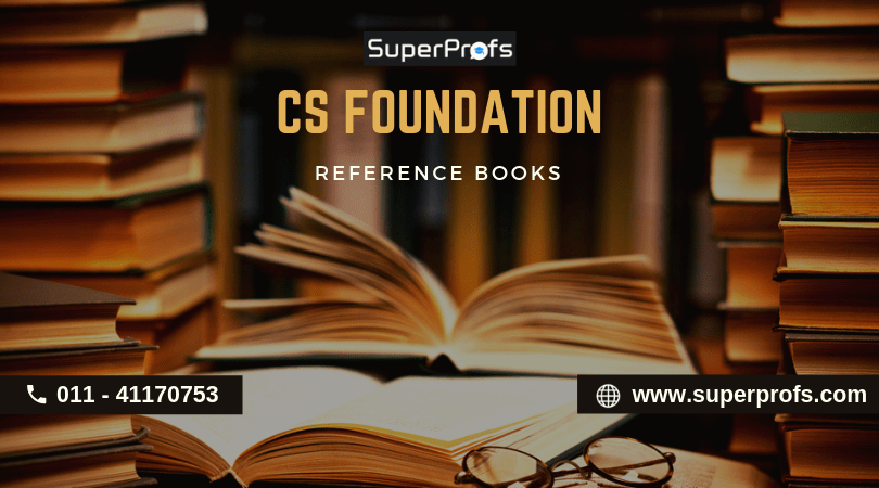 cs foundation reference books