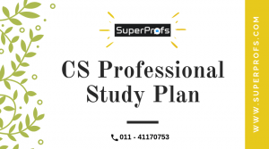 CS Professional Study Plan