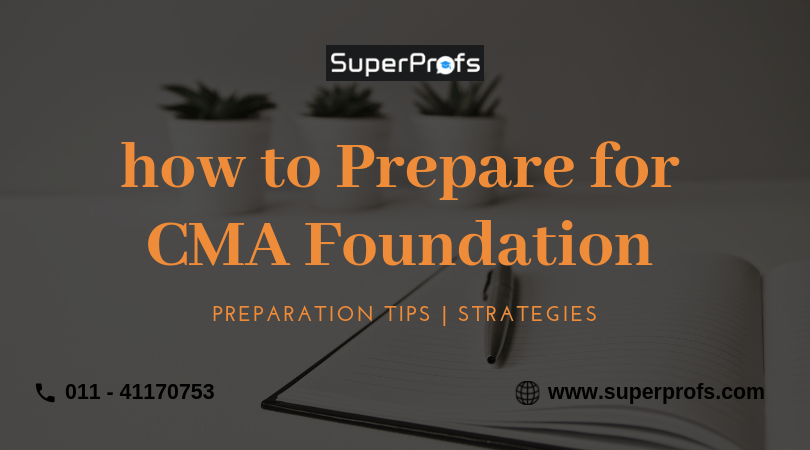 How to Clear CMA Foundation