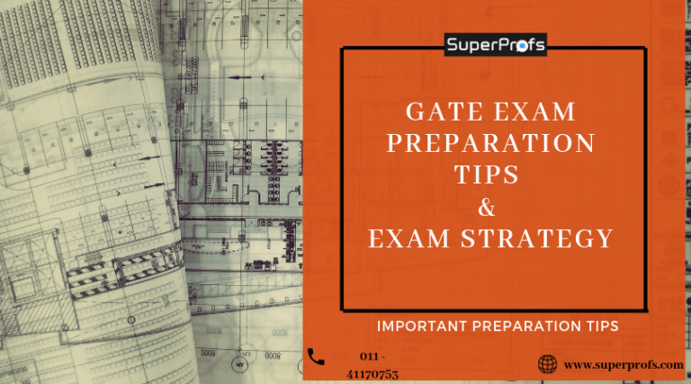 GATE Preparation Tips | GATE Exam Strategy 2020