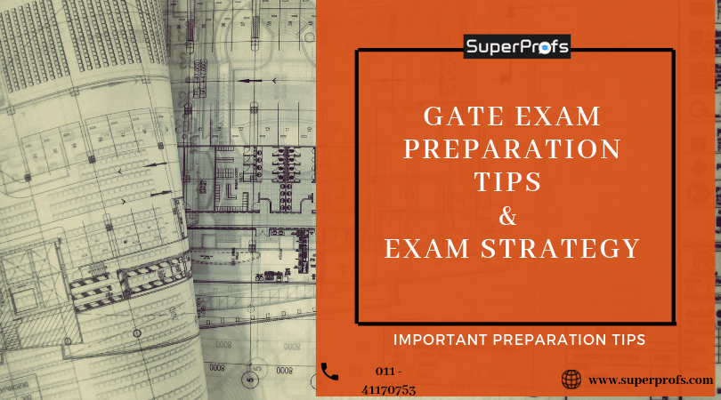 GATE Preparation Tips | Exam Strategy GATE 2021