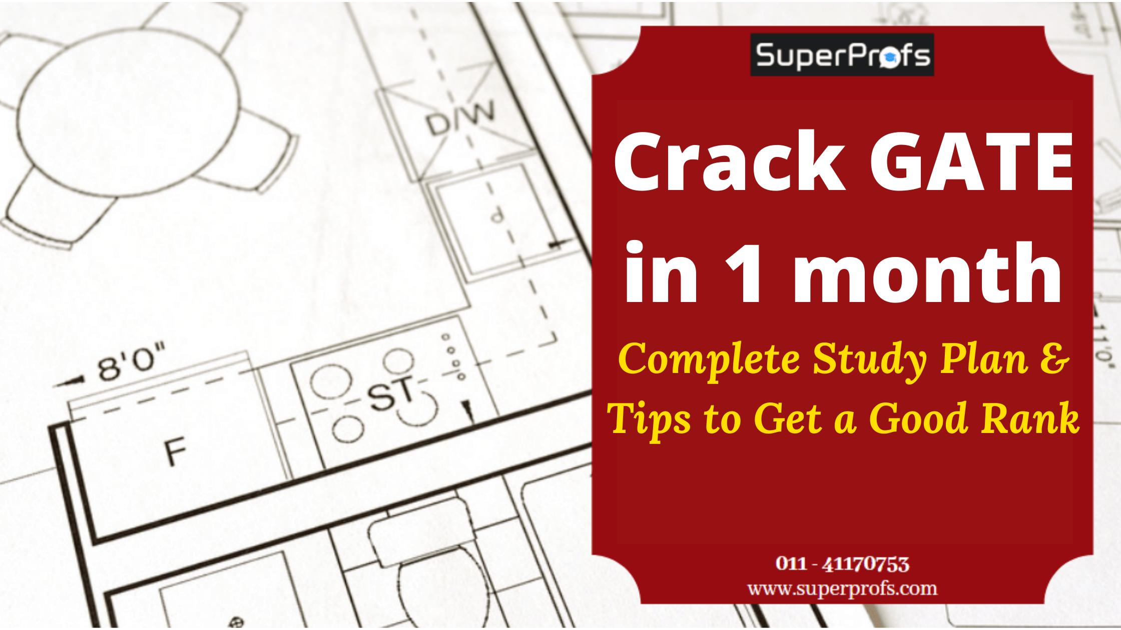 Tips to Crack GATE in One month