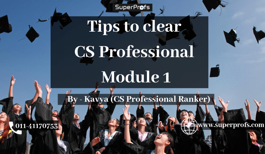 How to clear CS Professional
