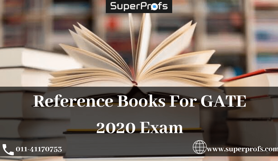 GATE Reference Books For 2020 Exam
