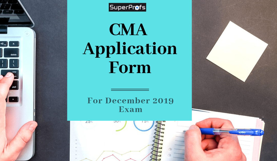 [Latest News] CMA Application Form – Dec 2019