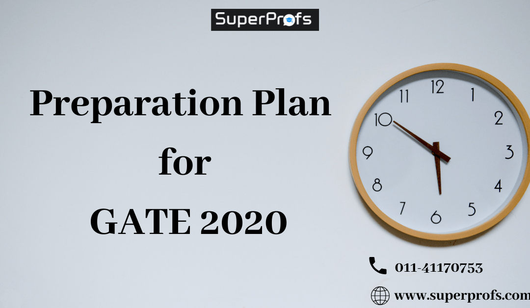 4 Months Preparation Plan for GATE 2020