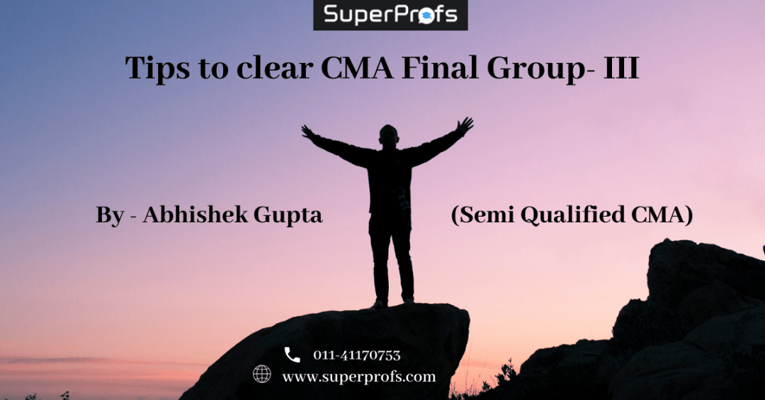 how to clear cma