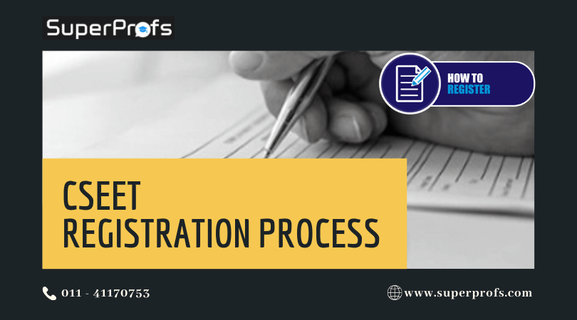CSEET Registration Procedure