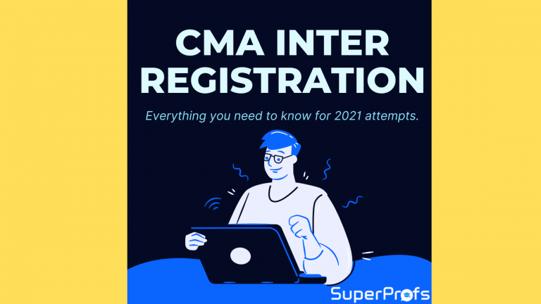 CMA Inter Registration