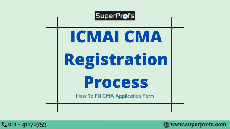 ICMAI Registration Process CMA 2021